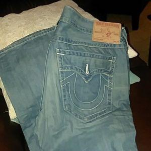 True Religion Jack mens jeans